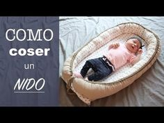 (2) COMO COSER UN NIDO | REVISIBLE | SUPER FACIL - YouTube Baby Shawer, Baby Kind, Baby Bedroom, Baby Boy Rooms, Baby Favors, Baby Bunting, Diy Sewing Projects, 4 Kids, Crochet For Kids