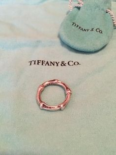 Tiffany Bamboo Ring. Get the lowest price on Tiffany Bamboo Ring and other fabulous designer clothing and accessories! Shop Tradesy now