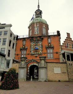 Dordrecht<br />Dordrecht - Groothoofdspoort - waterzijde