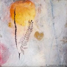 Deedra Ludwig   The Voice of the Sublime  Prachtig schilderij voor bij mij aan de muur!