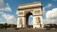 Top 20 things to do in Paris: The Arc de Triomphe - A must-see on the list of places to visit in Paris