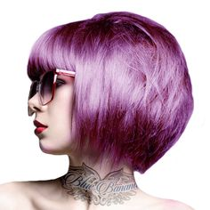 2 x Crazy Color Semi Permanent Hair Colour Dyes by Renbow 100ml Lavender 54 *** Check out the image by visiting the link.