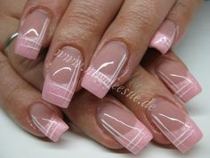 Nail care markranstdt nail design training markranstadt nageldesign nag 5 minute film festival design thinking in schools French Tip Nail Art, French Acrylic Nails, French Nail Designs, Nail Art Designs, Gold Nails, Pink Nails, My Nails, Manicure, Kawaii Nails