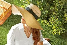 The Only Hat You'll Need This Summer, Discount Included!
