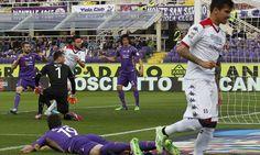 Nyt Viola nederlag i Serie A