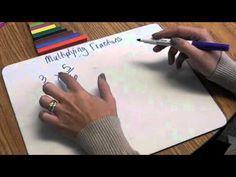 ▶ Multiplying Fractions - YouTube