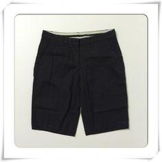 "Selling this ""Theory Navy Blue Bermuda Shorts Size 2"" in my Poshmark closet! My username is: style_shanty. #shopmycloset #poshmark #fashion #shopping #style #forsale #Theory #Pants"