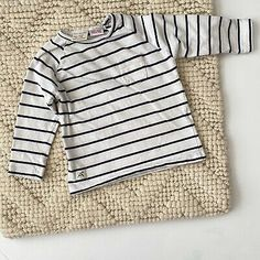 Zara Baby Boy Striped Shirt Long Sleeve White Infant Toddler Blue Top Size  #fashion #clothing #shoes #accessories #baby #babytoddlerclothing (ebay link) Striped Long Sleeve Shirt, White Long Sleeve, Long Sleeve Tops, Long Sleeve Shirts, Baby & Toddler Clothing, Infant Toddler, Black Chuck Taylors, Black Chucks, Zara Baby