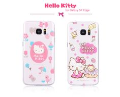 X-Doria Hello Kitty Ultra Thin Transparent TPU Protective Case for Samsung Galaxy S7 G9300/ S7 Edge G9350