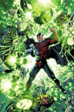 Green Lantern Corps 50 by xXNightblade08Xx on deviantART