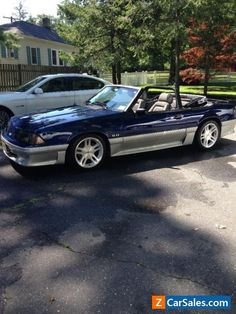 Cars and Motorcycles for Sale Fox Body Mustang, Mustang Cobra, Ford Mustang Gt, Mercury Capri, Mustang For Sale, Ford Mustang Convertible, Classic Mustang, Nissan 350z, Pony Car