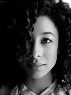 British singer songwriter and guitarist, Corinne Bailey Rae. Her mother is English and her father from Saint Kitts and Nevis www.corinnebaileyrae.net