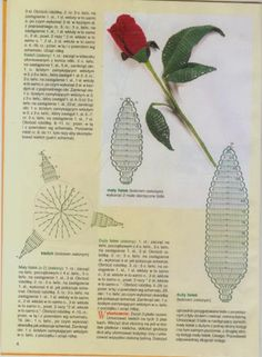 Best 12 Best 11 Мобильный LiveInternet Альбом «The Book of Crochet Flowers – Page 358951032793656179 – SkillOfKing. Crochet Leaf Patterns, Crochet Leaves, Knitted Flowers, Crochet Motifs, Crochet Doilies, Fabric Flowers, Crochet Stitches, Crochet Crafts, Crochet Projects