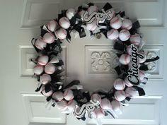 Sox Wreath