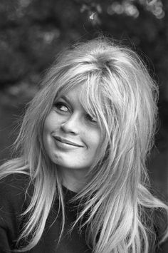 Brigitte Bardot photographed by Raymond Depardon, 1960.