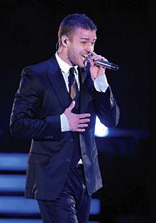 Justin Timberlake (2007)
