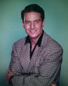 Cliff Robertson Hollywood Men, Old Hollywood Glamour, Classic Hollywood, Gidget Movie, Dina Merrill, Cliff Robertson, James Darren, Sandra Dee, Classic Movies