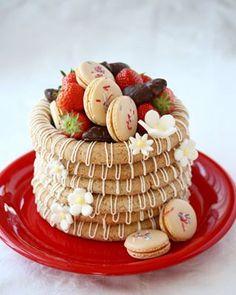 no Mini Cupcakes, No Bake Cake, Waffles, Birthday Cake, Baking, Breakfast, Food, Bread Making, Breakfast Cafe