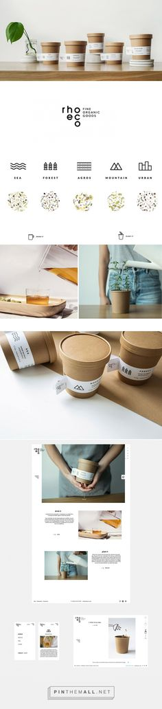 rhoeco - Daily Package Design InspirationDaily Package Design Inspiration | - created via https://pinthemall.net