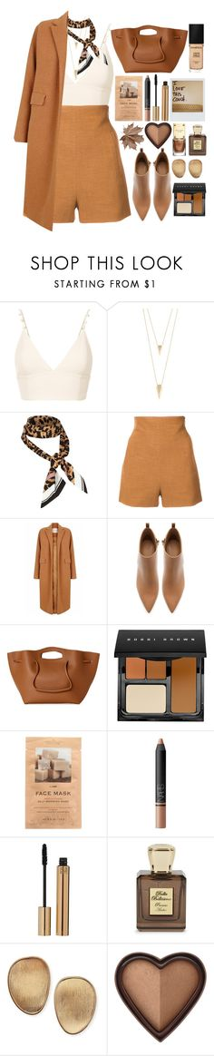 """""""⌛️"""" by fashioneex ❤ liked on Polyvore featuring nk, Jules Smith, Rosetta Getty, The 2nd Skin Co., Zara, Street Level, Bobbi Brown Cosmetics, H&M, Smashbox and NARS Cosmetics"""