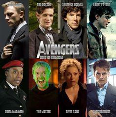 The Avengers UK