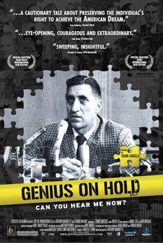 Genius on Hold Movie Poster - Internet Movie Poster Awards Gallery
