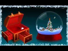 Felicitaciones navideñas animadas, Feliz navidad y feliz año nuevo - YouTube