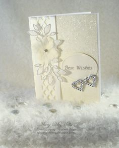 Wedding card...sweet and Simple