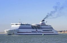 Ferry vs Plane with Brittany Ferries. 5 advantages to taking the ferry with a baby.
