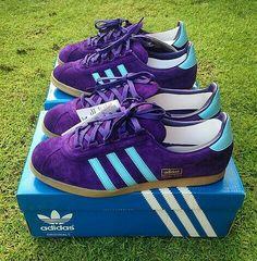 free shipping fea9a 7ac23 Tenis, Adidas Gazelle, Brochetas, Moda Para Hombres, Ropa Informal, Adidas  Originales