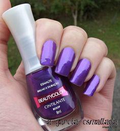 Esmalte Boop, da Beauty Color. Por: A Garota Esmaltada (http://agarotaesmaltada.tumblr.com)