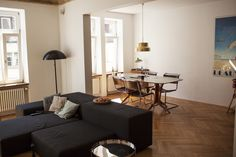 Tobias Petri's Apartment in Munich / photo by Christoph Schaller