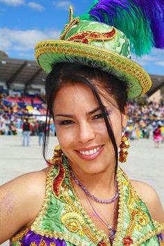 Acabo de compartir la foto de Milton Cesar Rodriguez Triviños que representa a: Danzante de la Candelaria