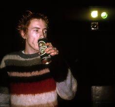 Johnny Rotten 1976 Photograph by Ray Stevenson