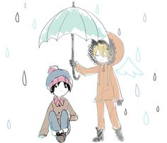Stanny - Stan x Kenny Stan Marsh Kenny McCormick South Park