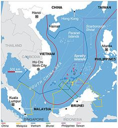 Territorial disputes in the South China Sea - Wikipedia, the free encyclopedia