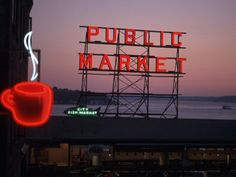 Pike Place Market-Seattle WA (one of my most favorite places I have ever been)