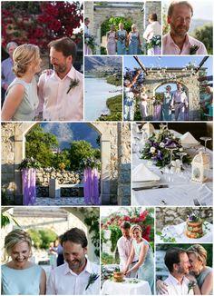 Crete, Real Weddings, Wedding Planner, Wedding Venues, Table Decorations, Image, Home Decor, Wedding Planer, Wedding Reception Venues