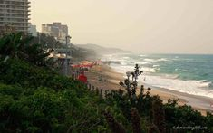 Durban is a buzzing coastal metropolis, located on the shores of the indian ocean in South Africa. There are many reasons to visit Durban. Seattle Skyline, South Africa, Coastal, Ocean, Warm, Places, Travelling, The Ocean, Sea