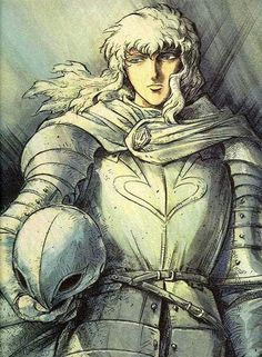 """Griffith """"The White Hawk"""" - Band of the Hawk #Berserk"""