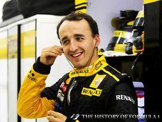 Poland's First Formula 1 Star - Robert Kubica