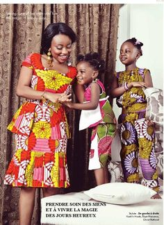 Uniwax 18 exe ok 180214 2 African Dresses For Kids, African Children, African Print Dresses, African Fashion Dresses, African Women, African Prints, African Inspired Fashion, African Print Fashion, Africa Fashion