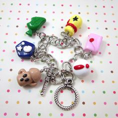 Animal Crossing brazalete inspirado