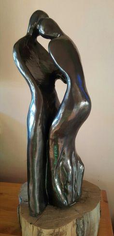 Life  Dance 2- Ceramic sculpture