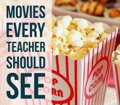10 movies every social studies teacher should see #ded318, #WeAreEdCats, #ipaded, #edtech