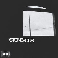 Stone Sour - Self Titled Album Rap Metal, Alternative Metal, Music Albums, Album Songs, Cd Cover, Album Covers, Hard Rock, Maximum The Hormone, Theory Of A Deadman