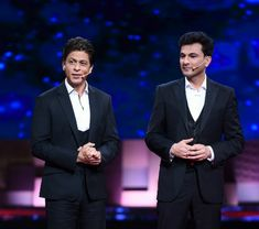 Micheline starred Indian Chef Vikas Khanna sharing the stage with Superstar Shahrukh Khan on Ted talks India, Ek nayi soch!!! Proud of you Vikas Khanna
