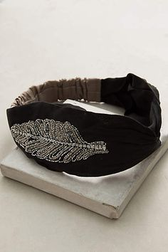 Sylvana Turban Band - anthropologie.com