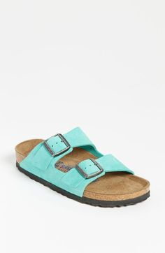 Birkenstock 'Arizona' Soft Footbed Suede Sandal (Women) | Nordstrom | Current Lust-Have on www.soieagency.com