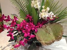 Oriental Lotus & Singapore Orchid by Forever Botanicals